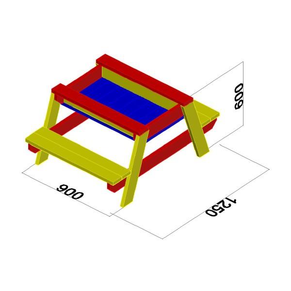 песочный столик улчный