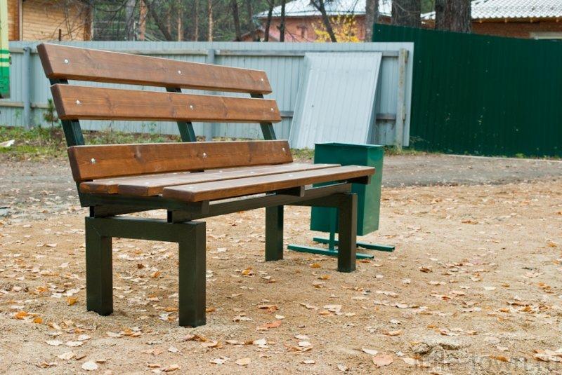 Парковая скамья